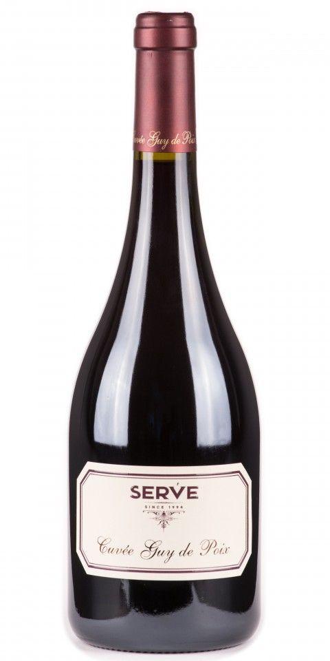 SERVE CUVEE GUY DE POIX 2015