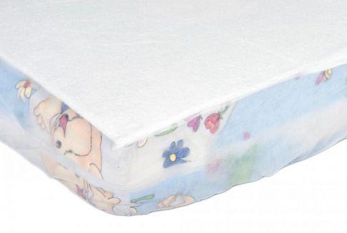 Protecție impermeabilă pentru saltea - diverse dimensiuni 120 x 60 cm
