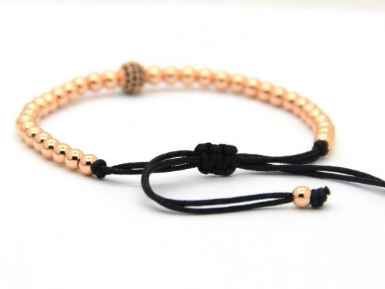 Brooks Women Bracelet Rose Gold 14K