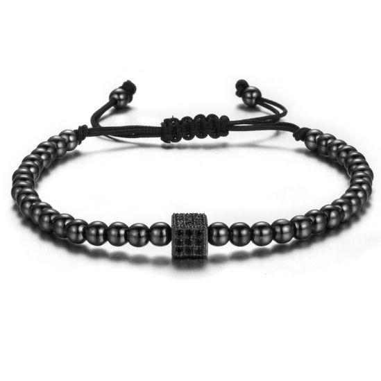 Brooks Cubic All Black Bracelet