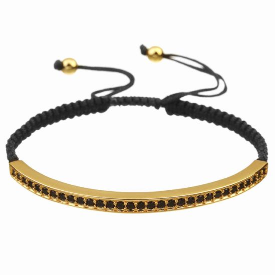Brooks Goldwell Men Bracelet GOLD