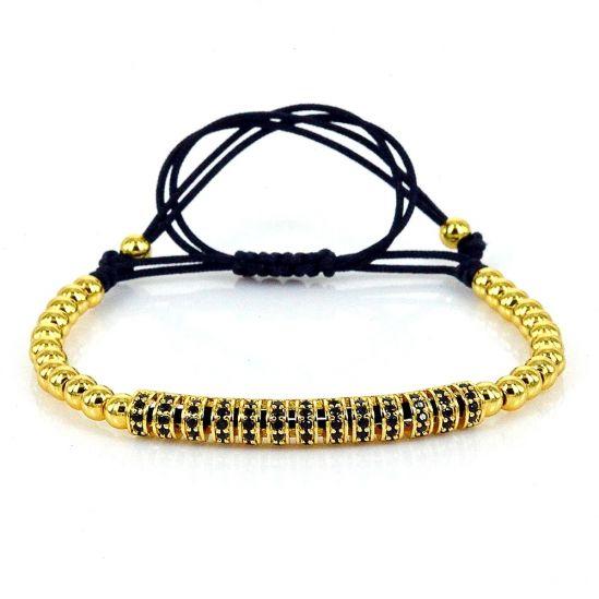 Brooks Gold Zircon Bracelet
