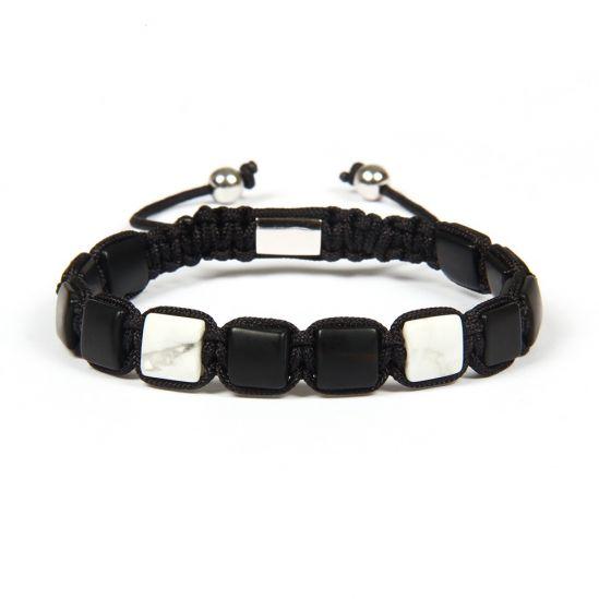 Natural Stone Agate Bracelet