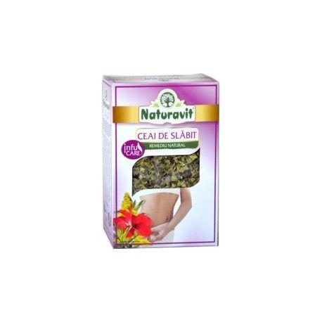 Naturavit Ceai de Slabit Vrac 50 gr