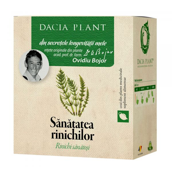 sanatatea rinichilor dacia plant