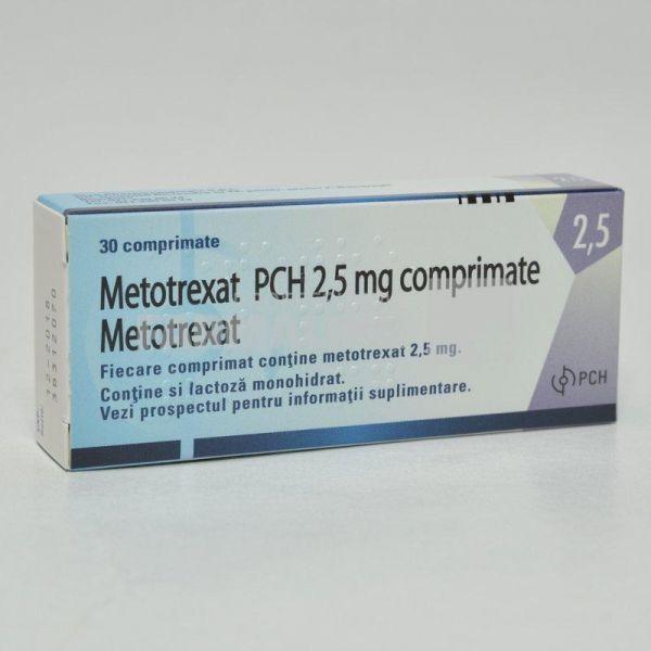 Efecte secundare de pierdere în greutate metotrexate