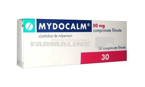 midocal pentru dureri articulare