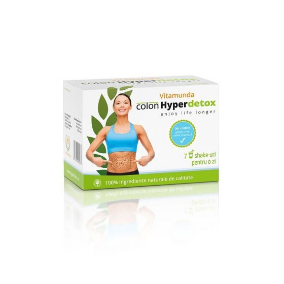 colon hyper detox 7 plicuri vitamunda