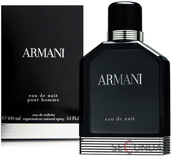 Armani Eau De Nuit RDT 100 ml Barbati