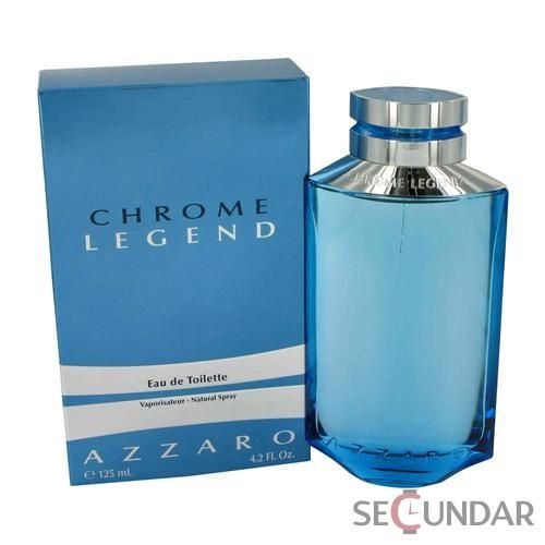 Azzaro Chrome Legend 125 ml EDT Barbatesc