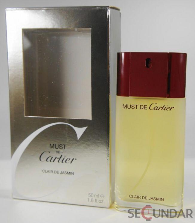Cartier Must De Cartier Clair de Jasmin 50 ml EDT de Dama