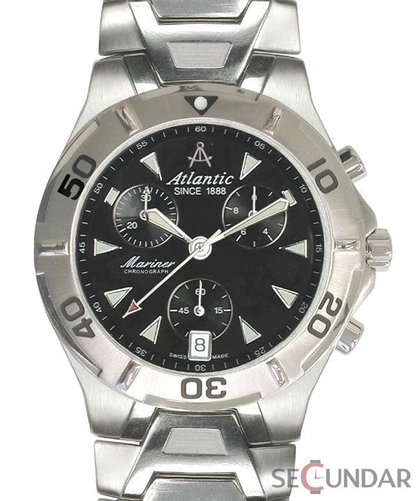 Ceas Atlantic MARINER 80466.41.61 Cronograf Barbatesc