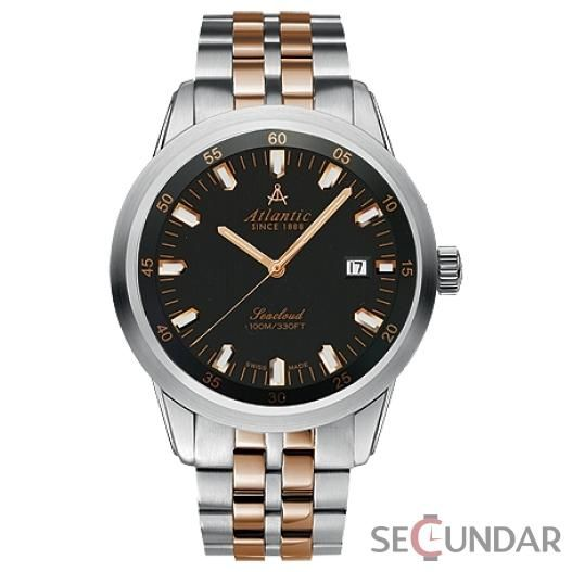 Ceas Atlantic SEACLOUD 73365.43.61R Barbatesc