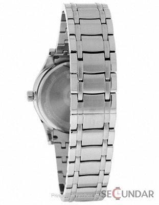 Ceas Bulova 96A126 Dress Stainless Steel Black Dial Barbatesc