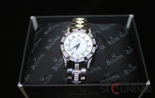 Ceas Bulova 96L116 Crystal de Dama
