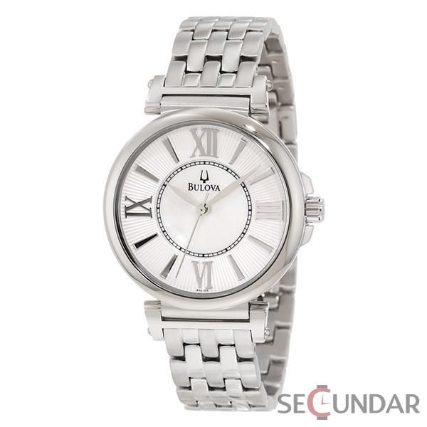 Ceas Bulova 96L156 Dress Collection Roman Numeral de Dama