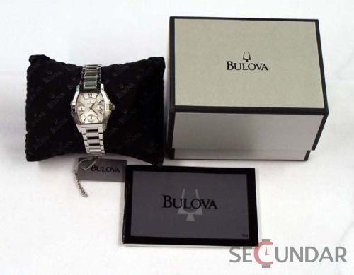 Ceas Bulova 96P127 Diamond Wintermoor de Dama