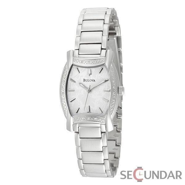 Ceas Bulova 96R135 Diamond Silver de Dama