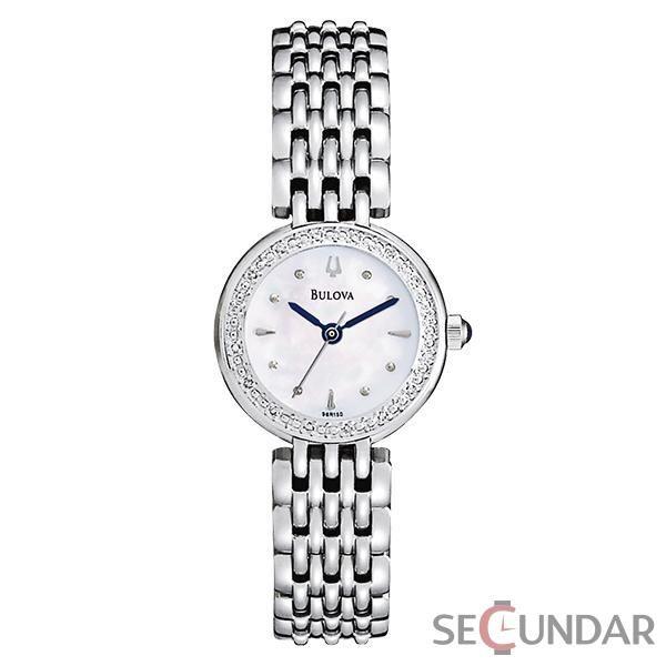 Ceas Bulova 96R150 Diamond Petite Classic de Dama