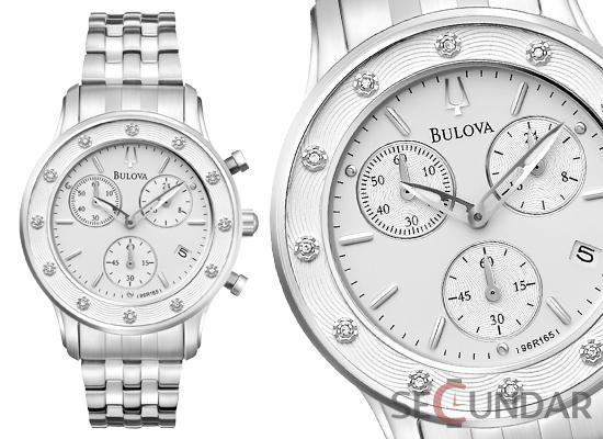 Ceas Bulova 96R165 Diamonds Collection de Dama