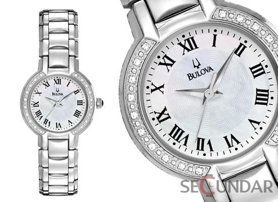 Ceas Bulova DIAMOND 96R159 Fairlawn de Dama