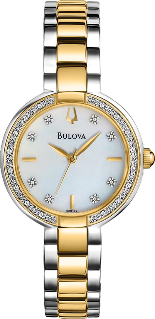 Ceas Bulova DIAMOND 98R172 Aracena de Dama