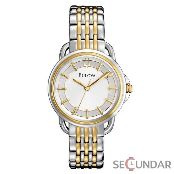 Ceas Bulova Ladies Dress 98L165 Two Tone de Dama