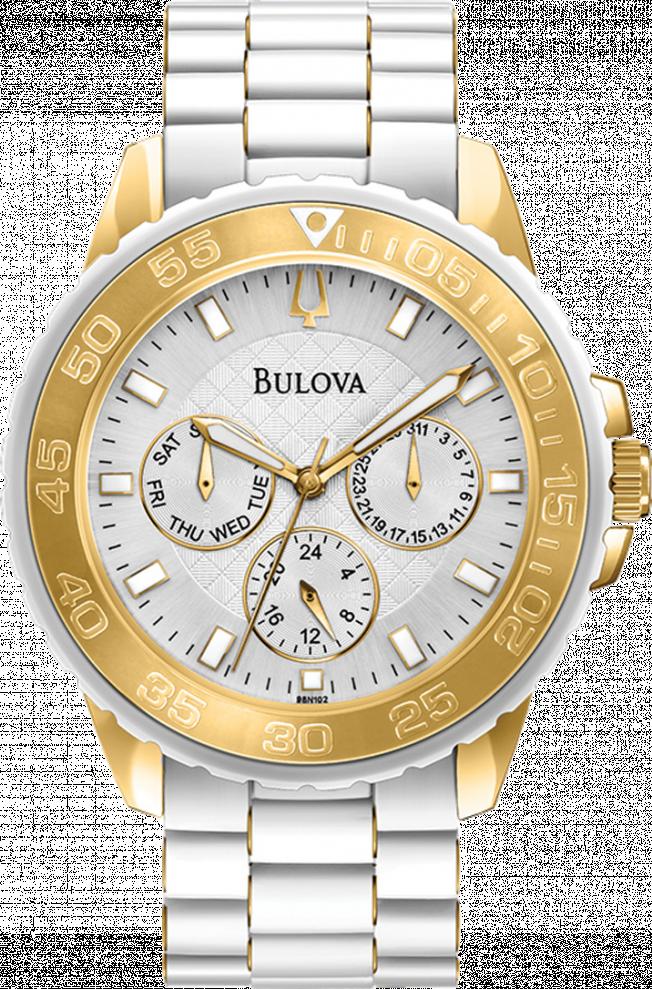 Ceas Bulova Sport 98N102 Two Tone de Dama