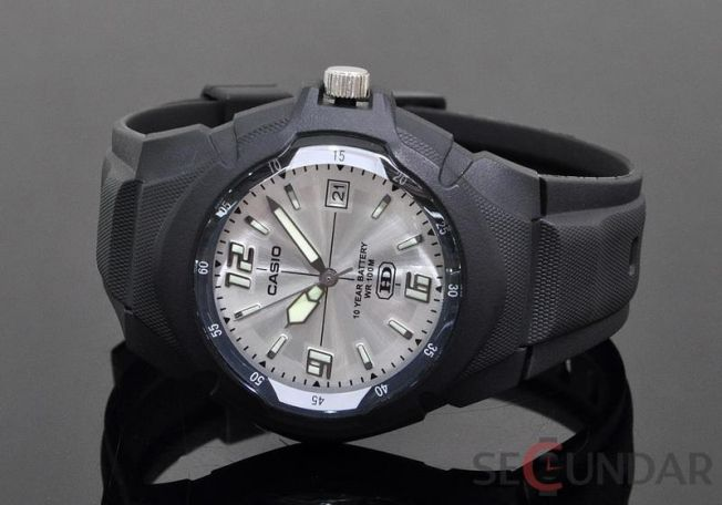 Ceas Casio Analog Collection MW-600F-7AVDF Barbatesc