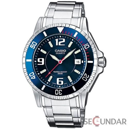 Ceas Casio Casual MTD-1053D-2A Sport Waterproof Analog Barbatesc