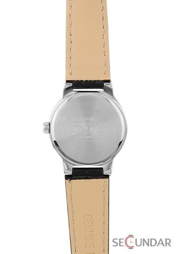 Ceas Casio CLASIC LTP-1372L-1AVDF Elegant Leather Band de Dama