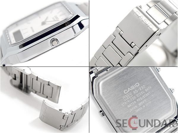 Ceas Casio Classic AQ-230A-7D Barbatesc