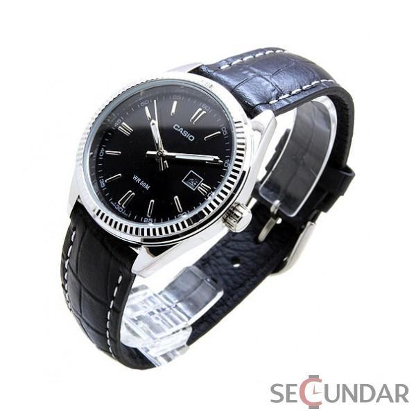 Ceas Casio Classic LTP-1302L-1A Black Dial Collection de Dama