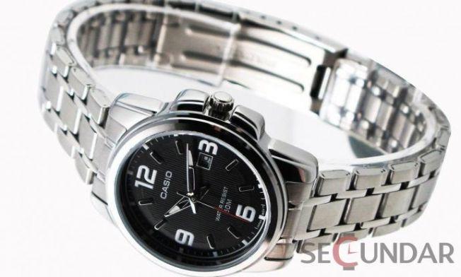 Ceas Casio Classic LTP-1314D-1A Black Dial de Dama