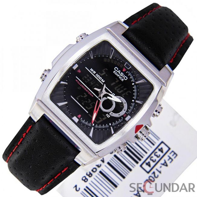Ceas Casio EFA-120L-1A1VDR Edifice Collection Clasic Barbatesc