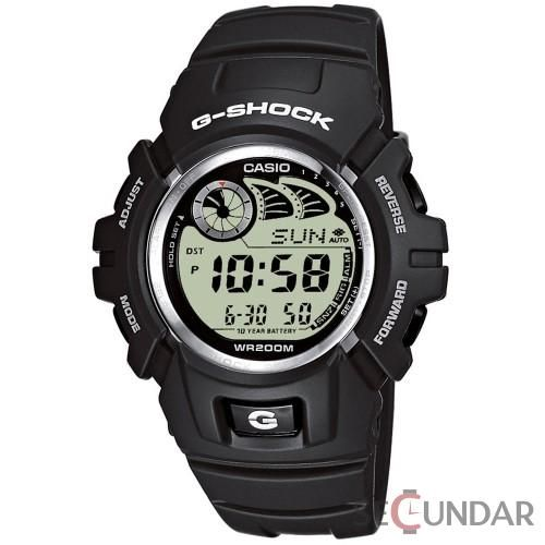 Ceas Casio G-Shock G-2900F-8V Black Barbatesc