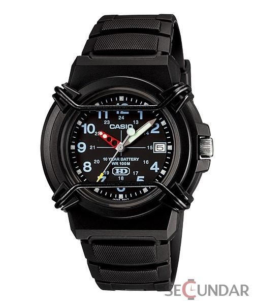 Ceas Casio HDA-600B-1BVDF Black Collection Barbatesc