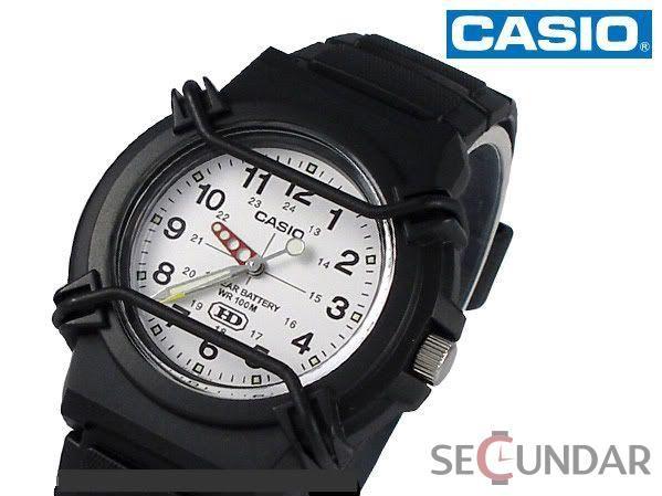 Ceas Casio HDA-600B-7BVDF Black Barbatesc