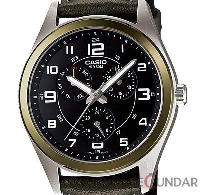 Ceas Casio MTP-1352L-1BVDF Multi hands Function Barbatesc