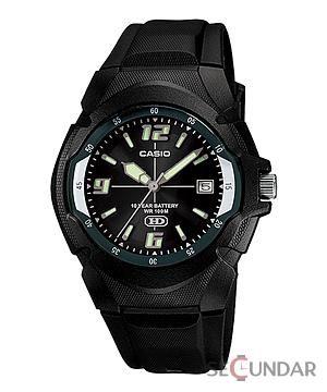 Ceas Casio MW-600F-1AVDF Sport Collection Barbatesc
