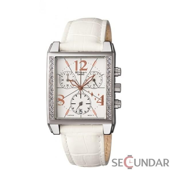 Ceas Casio Sheen SHN-5008L-7ADR Ladies Fashion Dress Watch de Dama