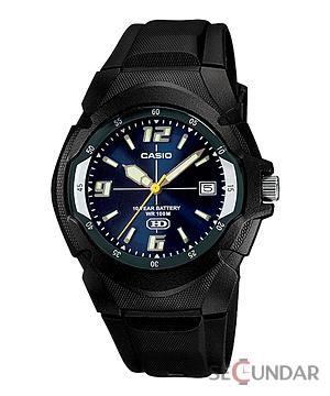 Ceas Casio Sport Black MW-600F-2AVDF Barbatesc