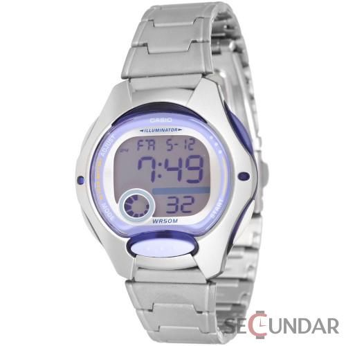 Ceas Casio Sports LW-200D-6A Digital: 10-Year Battery de Dama