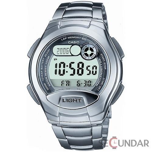 Ceas Casio Sports W-752D-1A Grey Dial Digital Barbatesc