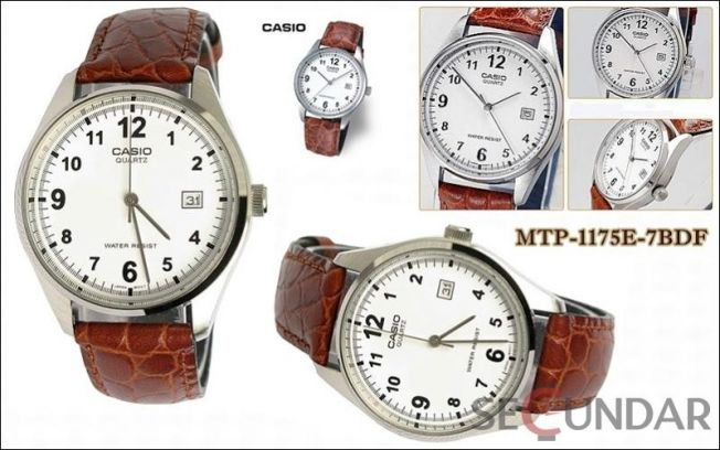 Ceas Casio Strap Fashion MTP-1175E-7BDF Barbatesc