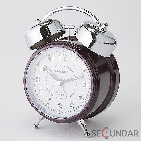 Ceas Casio TQ-362-4BDF Wake Up Timer de Birou