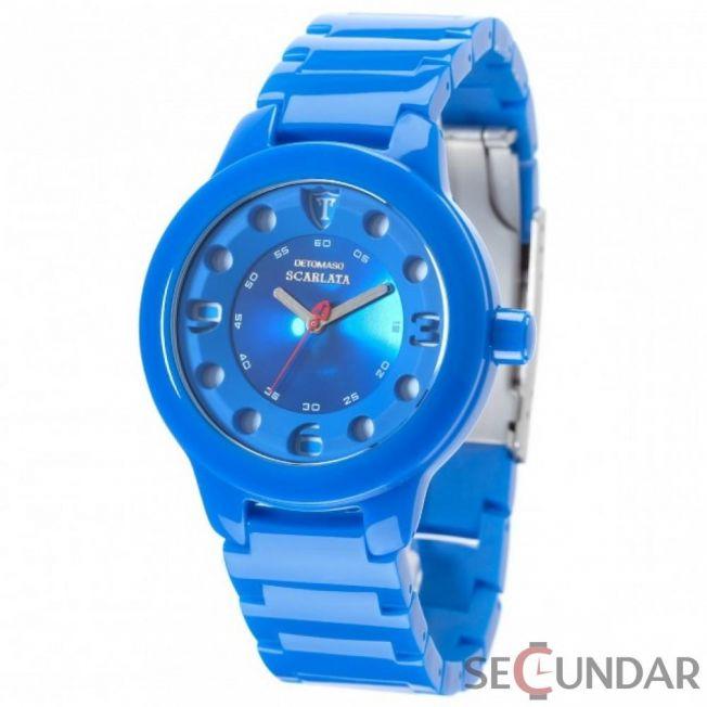 Ceas Detomaso SCARLATA BLUE DT3018-E de Dama
