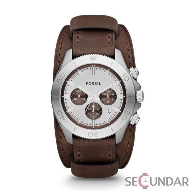 Ceas Fossil CH2857 RETRO TRAVELER Cronograf Barbatesc