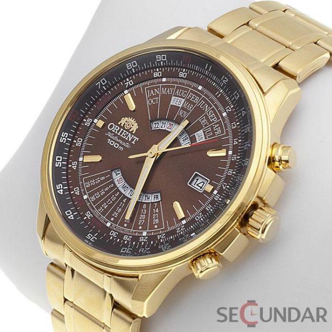 Ceas Orient Automatic FEU07003TX Multi Year Calendar Barbatesc