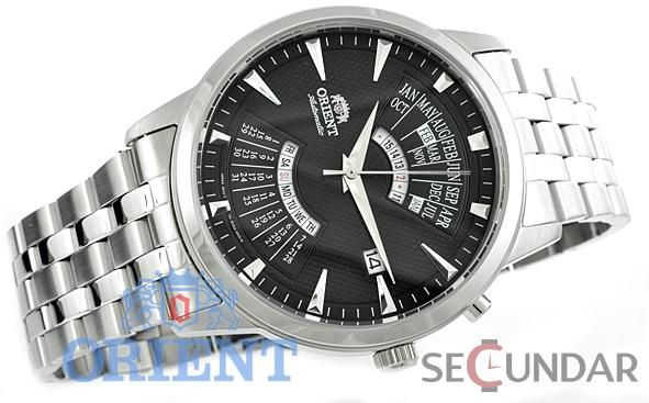 Ceas Orient FEU0A003BH Automatic Multi Year Calendar Barbatesc